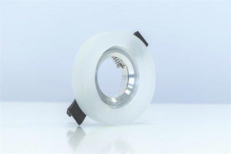 Bodové Stropní svítidlo ADEL LED C CHROME 6500K, GU10, kulatá, 3183, Struhm