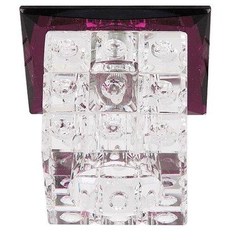 Bodové svítidlo LILYUM HL805 PURPLE Horoz 02105