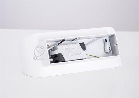 Dekorativní lampa LED Beti bílá C 10W Struhm