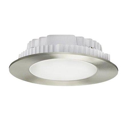 Dekorativní svítidlo MILTON LED C 12W 3000K MAT CHROME STRUHM 02132