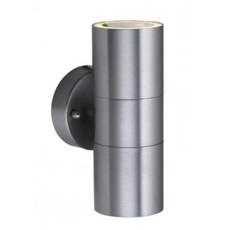 Hermetické svítidlo matný chrom 2x35W HL266 01178 Horoz