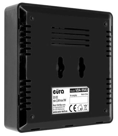 IP brána (IP BOX) EURA VDA-99A3 EURA CONNECT- ovládání 2 venkovních panelů, monitoru a kamery