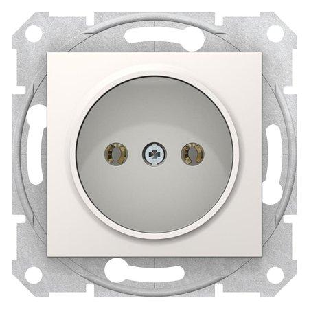 Jednoduchá zásuvka 2P, krémová Sedna SDN2900123 Schneider Electric