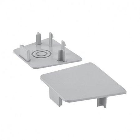 Koncové záslepky pro svítidla v systému TruSys ENERGY RAIL ACCESSORIES LEDVANCE