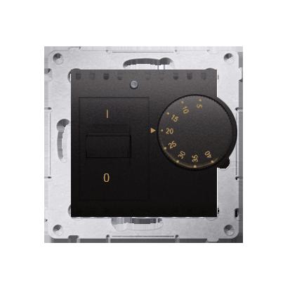 Kontakt Simon 54 Premium Antracit Regulátor teploty s vnitřním senzorem (modul) DRT10W.02/48
