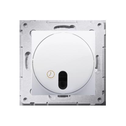 Kontakt Simon 54 Premium Bílý Spínač s opožděným vypnutím s relé. (modul) DWC10P.01/11