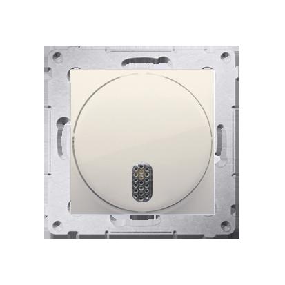 Kontakt Simon 54 Premium Krémová Elektronický zvonek (modul) 8–12 V~, DDT1.01/41