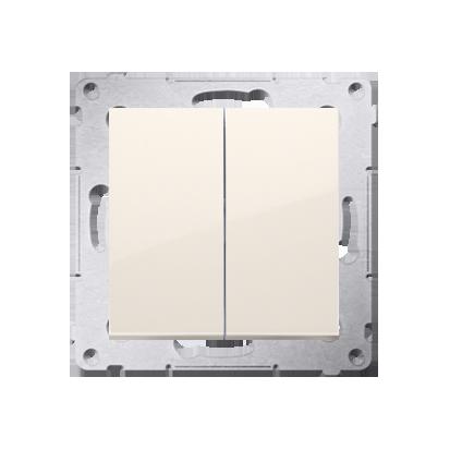Kontakt Simon 54 Premium Krémová Přepínač sériový (modul) rychlospojka, DW5.01/41