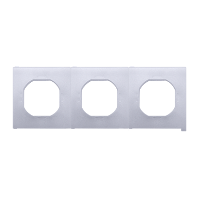 Kontakt Simon 54 Premium Sada Těsnění IP44 pro rámeček 3-násobného DU3
