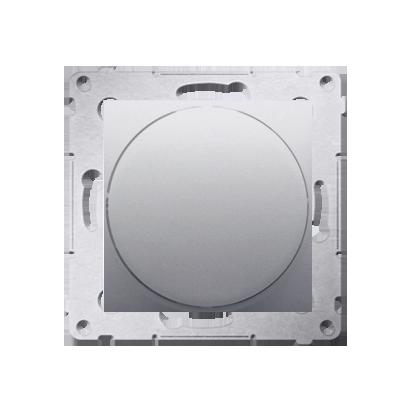 Kontakt Simon 54 Premium Stříbrná Světelný signalizátor LED, světlo červené (modul) DSS2.01/43