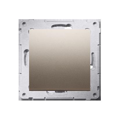 Kontakt Simon 54 Premium Zlatá Vypínač jednonásobný (modul) rychlospojka, DW1.01/44