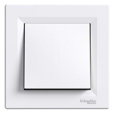 Křížový vypínač (šroubové svorky) bílá Asfora Schneider Electric EPH0500321