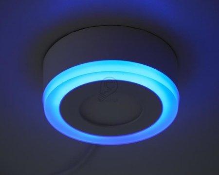 Lampa Alden LED C 3W+3W 4000K Struhm