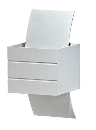 Nástěnná lampa Vidal bílá Azzardo GM1104