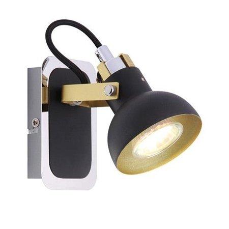 Nástěnné-Stropní svítidlo MARIO GU10 1D STRUHM 03042