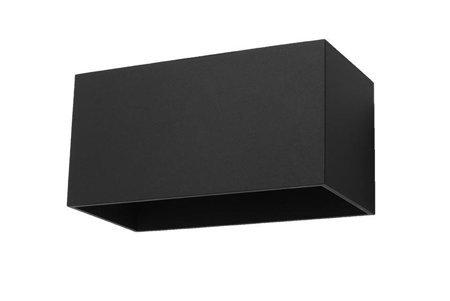 Nástěnné svítidlo QUAD MAXI černá 2xG9 Sollux SL.0527