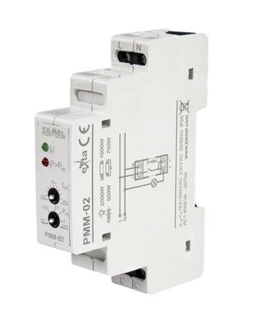 Omezovač výkonu 100 W-3 kW PMM-02 Zamel