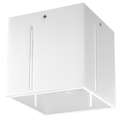 Plafon PIXAR bílá 1xG9 Sollux SL.0398