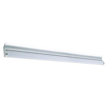 Podszafkowa oprawa liniowa SMD LED 18W 1560lm IP44 barwa neutralna biała Matylda LED srebrny 4000K Struhm 03580