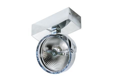 Reflektor Jerry 1 12V chrom Azzardo GM4113-12V CH