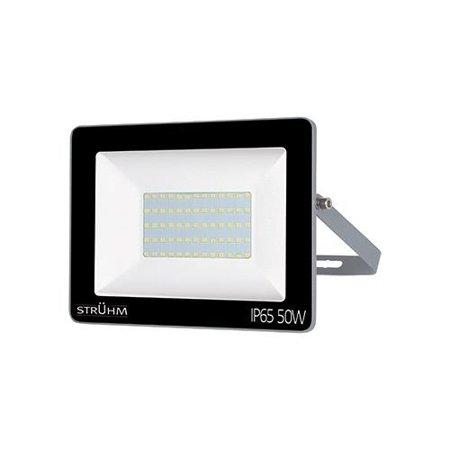 Reflektor KROMA SMD LED 50W GREY 4500K STRUHM 03235