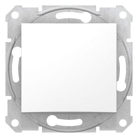 Schodišťové tlačítko bílá Sedna SDN0420121 Schneider Electric