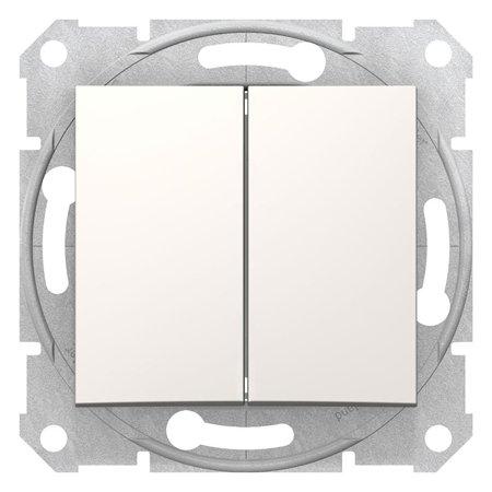 Spínač sériový krémová Sedna SDN0300123 Schneider Electric