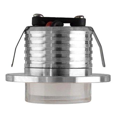 Stropní bodové svítidlo BELLA LED, 3W, 4000K, chrom, 3519, Horoz