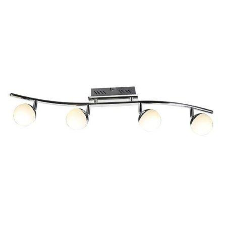 Stropní lampa Neli LED 4L 3000K Struhm