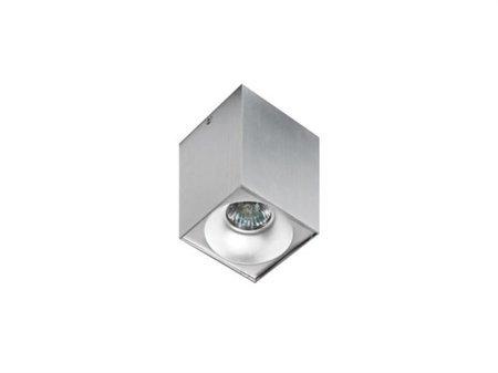 Stropní nástěnné svítidlo Hugo hliník Azzardo GM4104
