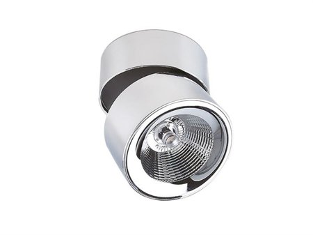 Stropní nástěnné svítidlo reflektor Scorpio chrom Azzardo LC1295-M-CH