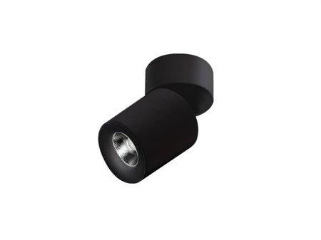 Stropní nástěnné svítidlo reflektor Siena 10W 3000K černá Azzardo SH613000-10-BK