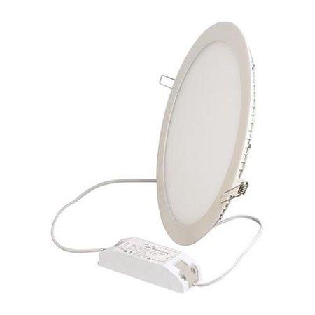 Stropní svítidlo LED downlight pro vestavení 15W teplá 2700K Horoz HL563L