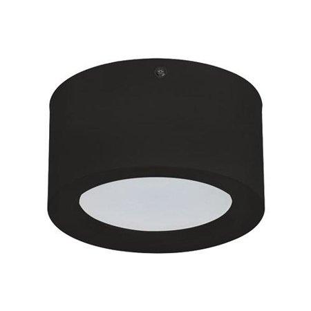 Stropní svítidlo, plafon SANDRA-10 LED, 10W, 4000K, černá, 3524, Horoz