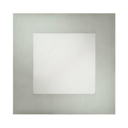 Svítidlo LED matný chrom MILTON D 6W 5700K studená Horoz