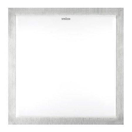 Svítidlo stropní, plafon ALEX LED D, hranaté, IP44, 24W, 4000K, 3245, Struhm