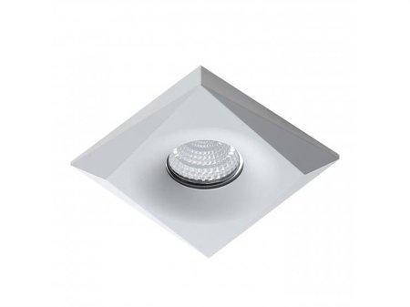 Svítidlo stropní podomítkové Lorenza hranaté bílá Azzardo NC1778-W