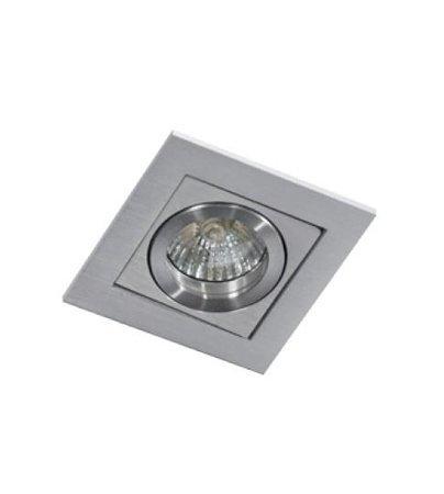 Svítidlo stropní podomítkové Paco 1 hliník Azzardo GM2103