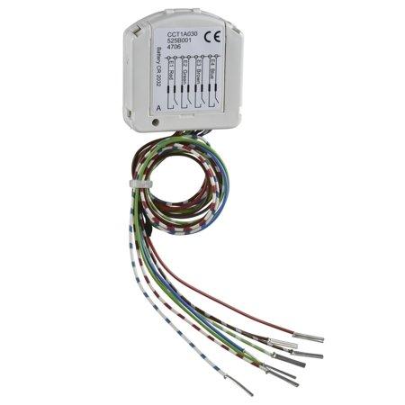 Univerzální vysílač RF Unica Wireless 4 vstup Schneider Electric CCT1A030