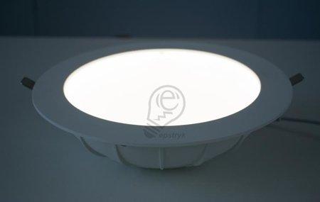 Vestavné svítidlo CINDER LED C 24W 4000K kulatá Struhm