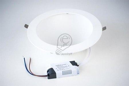 Vestavné svítidlo CINDER LED C 9W 4000K kulatá Struhm