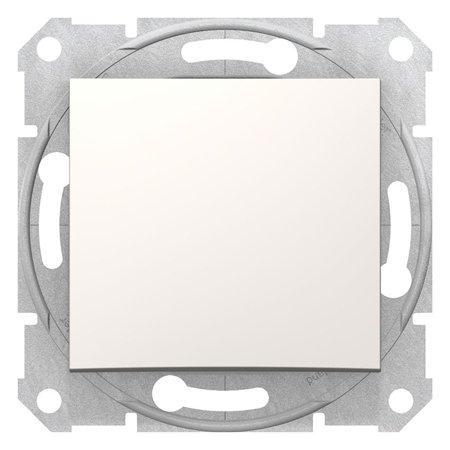 Vypínač 1-pólový krémová Sedna SDN0100123 Schneider Electric