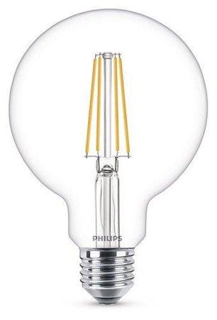 Žárovka LED Philips Globe E27 2700K 7W = 60W retro 8718696742457