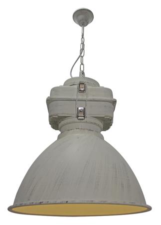 Závěsná lampa Bismarck Grill bílá Azzardo H5014 WH
