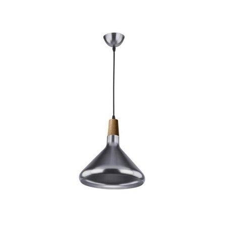 Závěsná lampa Ida AST M ocelová Azzardo 42931-1A AST
