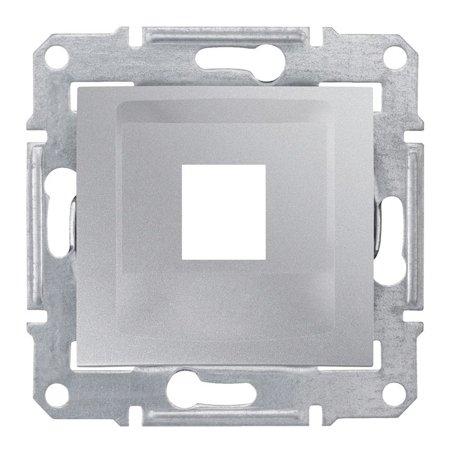 deska do 1xRJ45: KRONE hliník Sedna SDN4300360 Schneider Electric